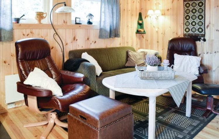VakantiehuisNoorwegen - Hedmark Fylke: Sjusjøen  [2]