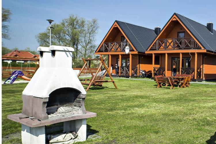 VakantiehuisPolen - West-Pommeren: House overlooking the lake  [4]