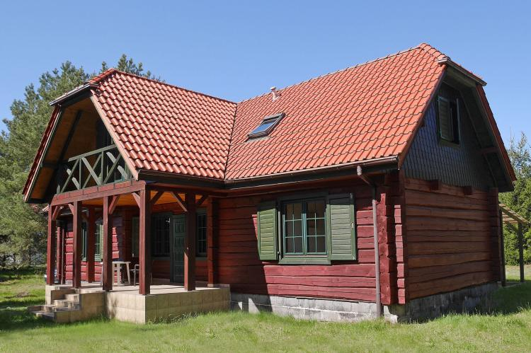 Holiday homePoland - Pomeranian Voivodeship: House in the Kashubian village  [1]