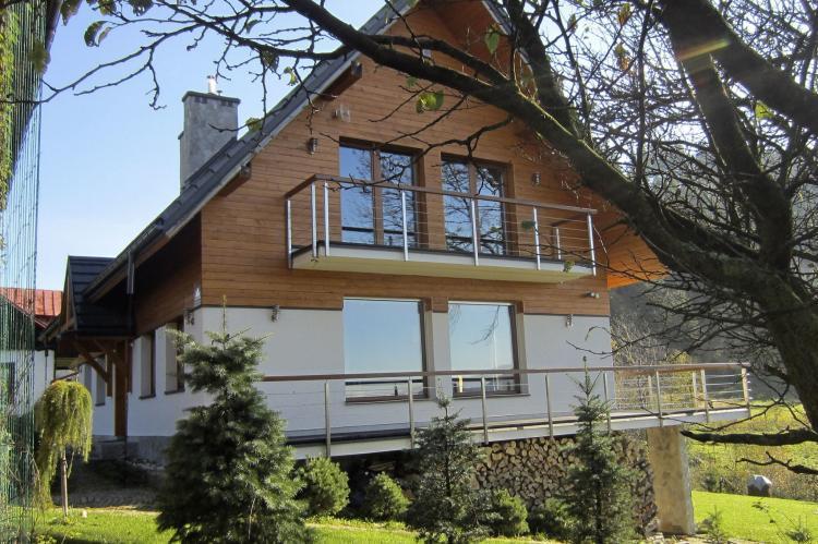 Holiday homePoland - Silesian Voivodeship: Villa with Mountain View  [6]