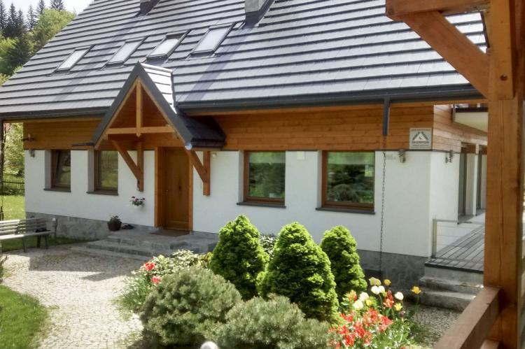 Holiday homePoland - Silesian Voivodeship: Villa with Mountain View  [2]