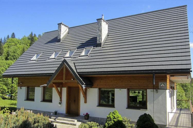 Holiday homePoland - Silesian Voivodeship: Villa with Mountain View  [1]