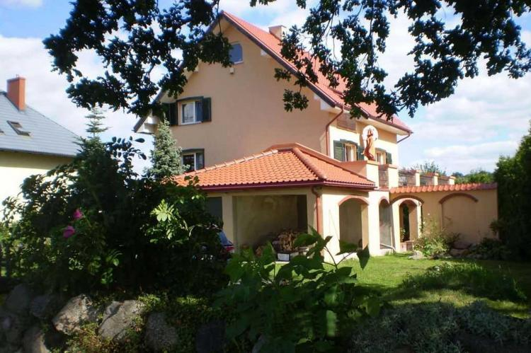 FerienhausPolen - Woiwodschaft Pommern: House in the kashubian village  [1]