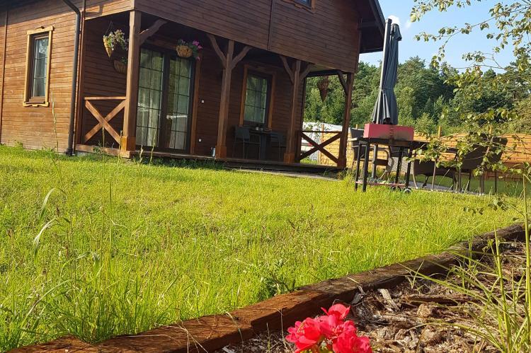 VakantiehuisPolen - Pommeren: Holiday Home Skrzynia  [1]
