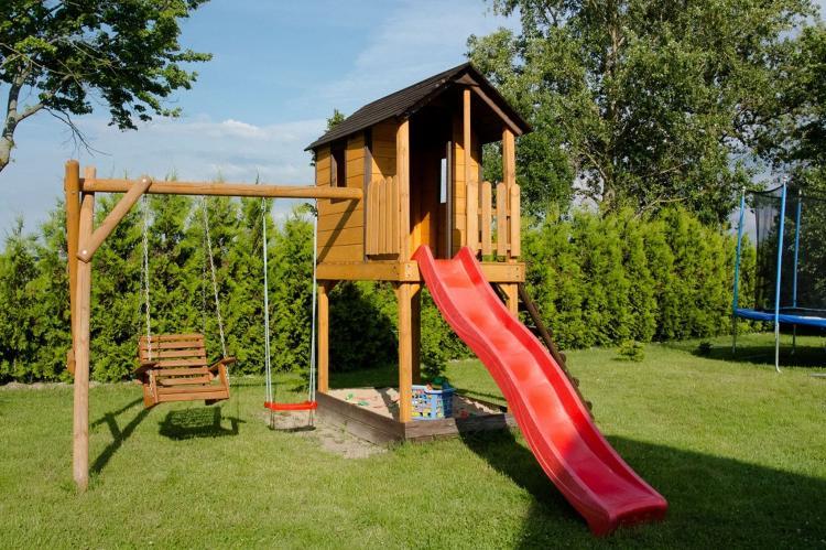 VakantiehuisPolen - West-Pommeren: Holiday Home Osieki  [23]