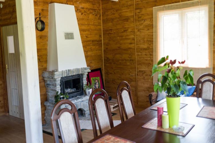 VakantiehuisPolen - Oost Polen: Karpacka Chata  [5]