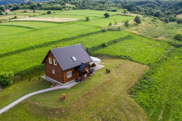 VakantiehuisPolen - Oost Polen: Karpacka Chata  [2]