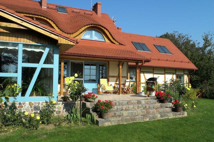 Holiday homePoland - Pomeranian Voivodeship: Willa Karwińskie Błota  [1]