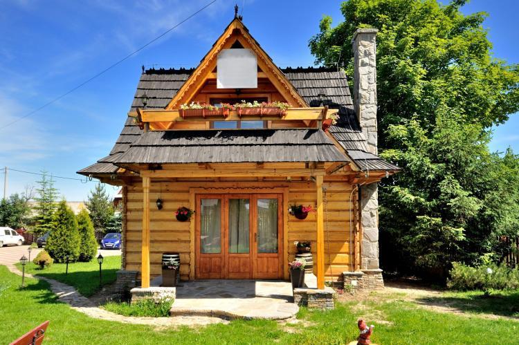 VakantiehuisPolen - : A fabulous house in the mountains  [1]