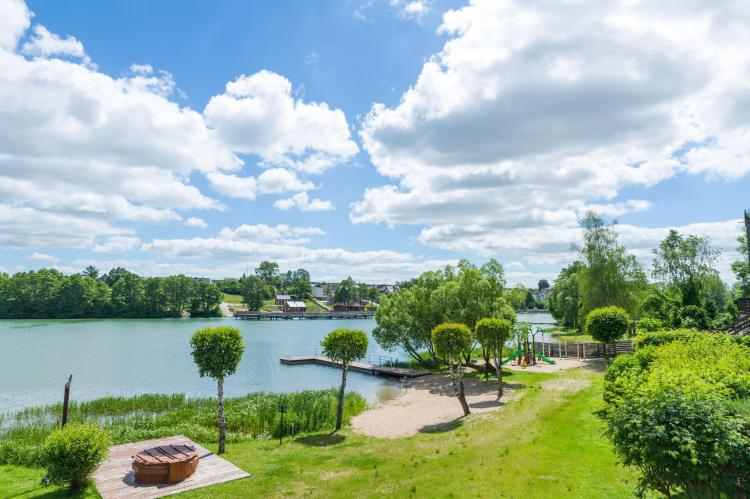 Holiday homePoland - Pomeranian Voivodeship: A luxury villa on the shore of the lake  [24]