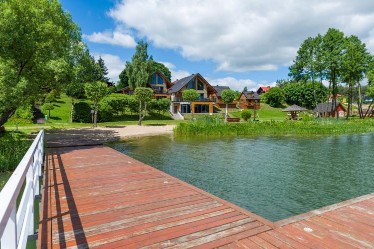 Holiday homePoland - Pomeranian Voivodeship: A luxury villa on the shore of the lake  [30]
