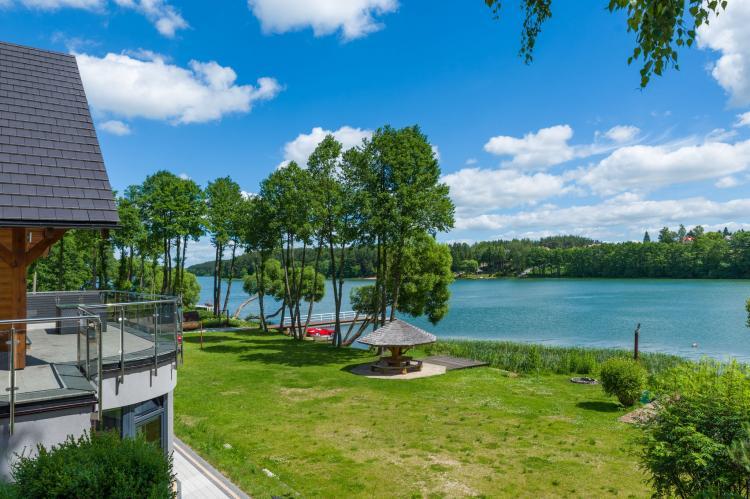 Holiday homePoland - Pomeranian Voivodeship: A luxury villa on the shore of the lake  [1]