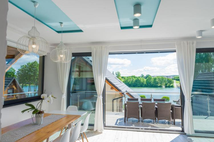 Holiday homePoland - Pomeranian Voivodeship: A luxury villa on the shore of the lake  [2]