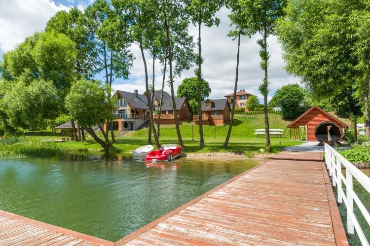 Holiday homePoland - Pomeranian Voivodeship: A luxury villa on the shore of the lake  [29]