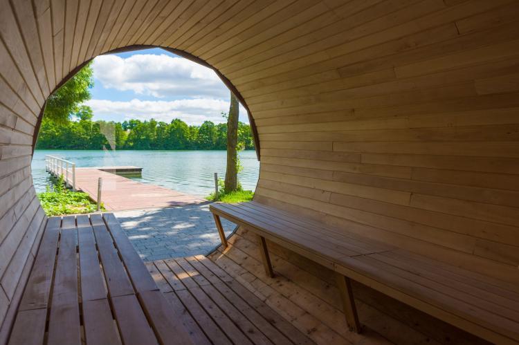 Holiday homePoland - Pomeranian Voivodeship: A luxury villa on the shore of the lake  [27]