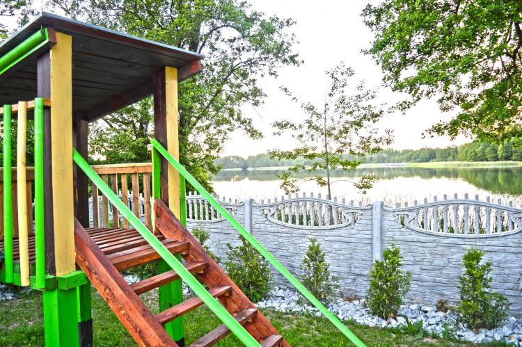 VakantiehuisPolen - Lubusz: A house on the shore of the lake  [24]