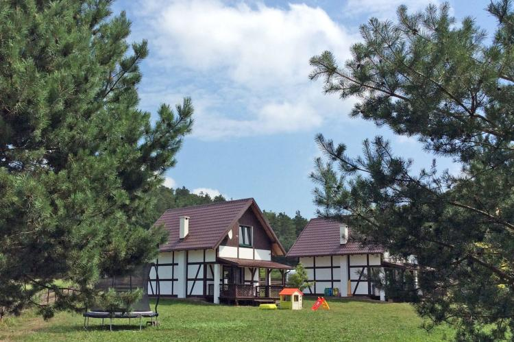 FerienhausPolen - Woiwodschaft Pommern: Holiday house by the lake  [3]