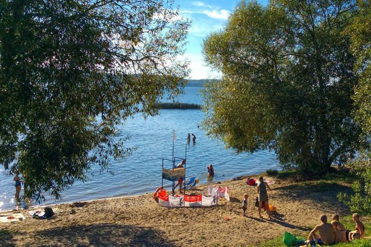 Holiday homePoland - Pomeranian Voivodeship: Holiday house by the lake  [24]