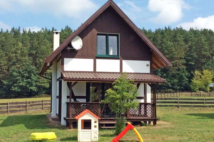 Holiday homePoland - Pomeranian Voivodeship: Holiday house by the lake  [1]