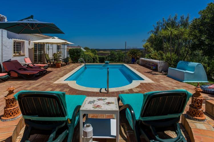 VakantiehuisPortugal - Algarve: Quinta Velha - Girassol  [8]