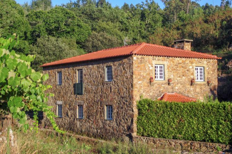 Holiday homePortugal - Porto/North Portugal: Casa do Lagar  [2]