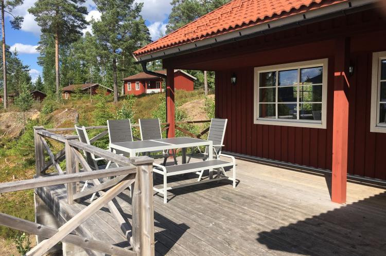 VakantiehuisZweden - Midden Zweden: Värmlans Sjö och Fjäll Camping 14  [16]
