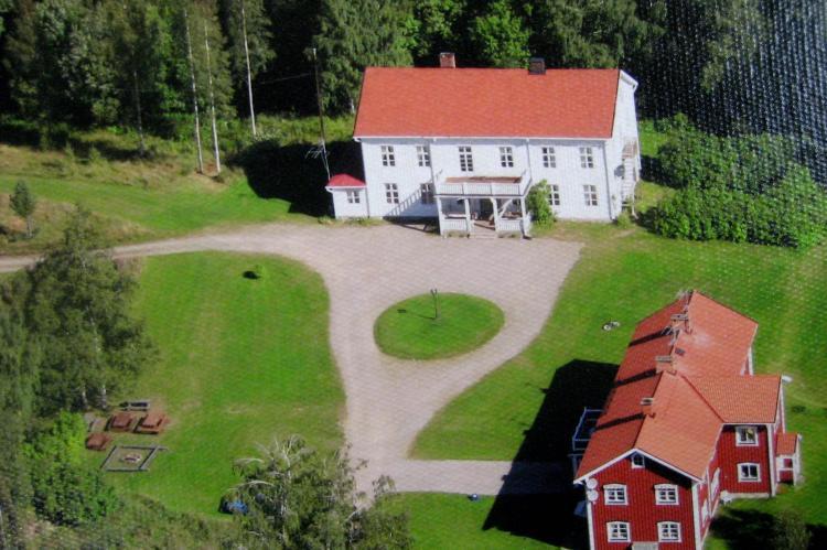 VakantiehuisZweden - Midden Zweden: Letafors Herrgård  [1]