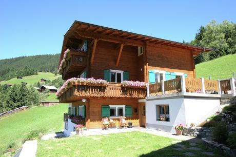 vakantiehuis Am Kristberg in Silbertal