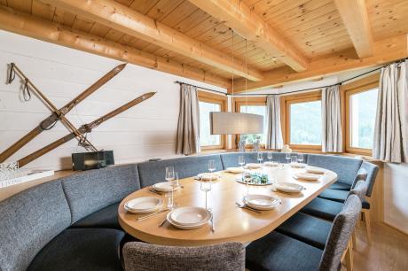 vakantiehuis Chalet Huski Viehhofen in Saalbach-Hinterglemm