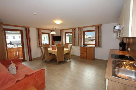vakantiehuis Kleinboden XL in Uderns