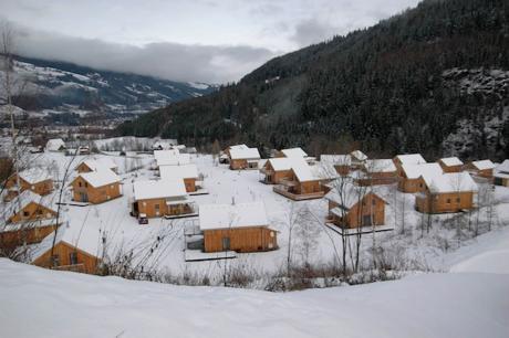 vakantiehuis Chale Alpenzauber 139 in Stadl an der mur