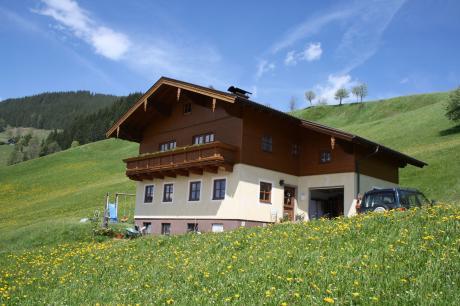 vakantiehuis Obermoser in Wagrain