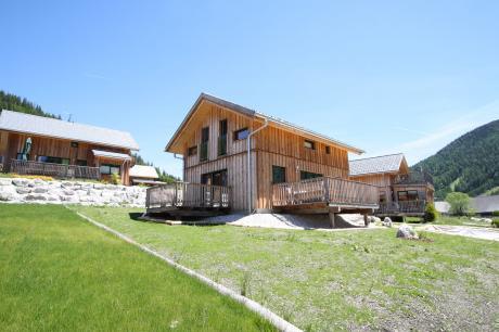 vakantiehuis Bärenschanze in Hohentauern