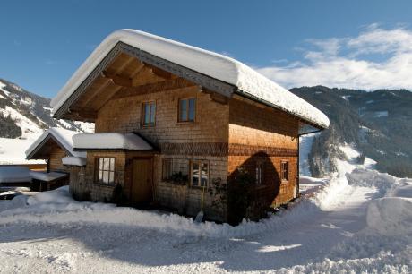 vakantiehuis Chalet an der Piste in Grossarl