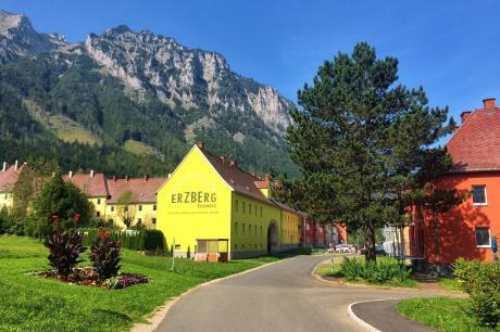 vakantiehuis Erzberg Appartement B in Eisenerz