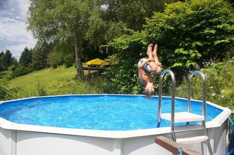 vakantiehuis Das Kleine Feriendorf in Jenig
