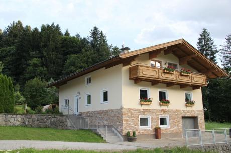 vakantiehuis Am Windbach in Itter