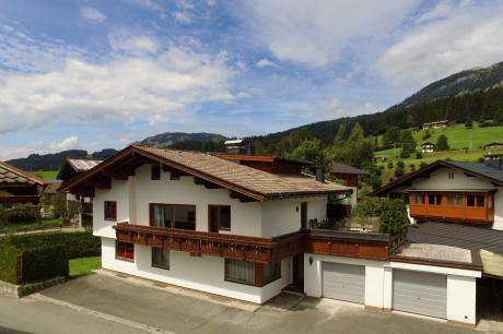 vakantiehuis Wald 2 in Fieberbrunn