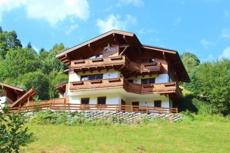 vakantiehuis Alpensteinbock Saalbach A in Saalbach-Hinterglemm
