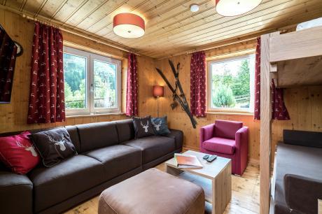 vakantiehuis Alpensteinbock Saalbach D in Saalbach-Hinterglemm