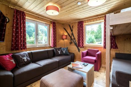vakantiehuis Alpensteinbock Saalbach in Saalbach-Hinterglemm