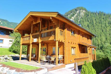 vakantiehuis Chalet Seebach in Krimml
