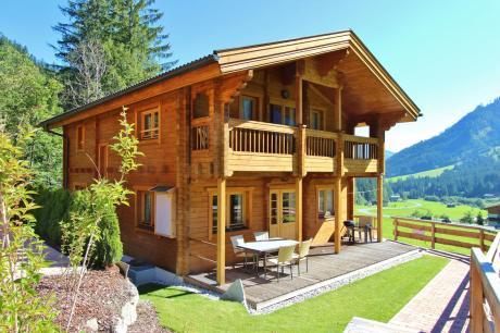 vakantiehuis Chalet Windau in Krimml