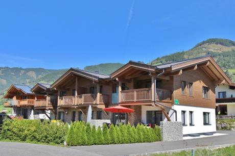 vakantiehuis Salzach Lodge in Piesendorf