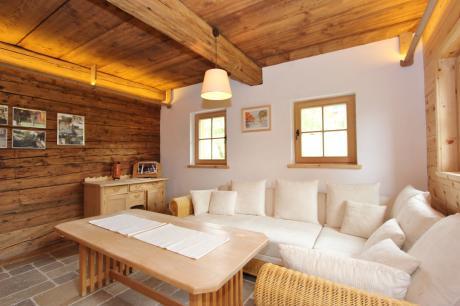 vakantiehuis Berghof Webern in St. Johann in Tirol