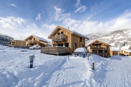 vakantiehuis Chalet Eco 70 Deluxe in Sankt Georgen ob Murau - Sankt Lorenzen ob Murau
