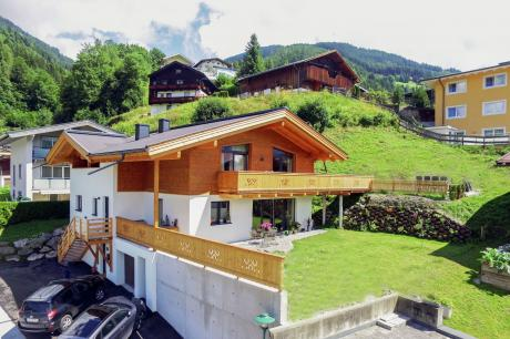 vakantiehuis Penthouse Kristall Lodge in Piesendorf