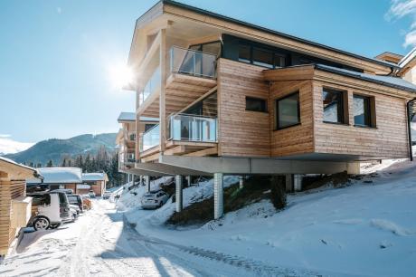vakantiehuis Ski in Ski out Chalet Reiteralm in Schladming - Pichl, Ennstal