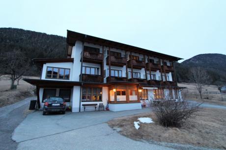 vakantiehuis Martischnig in Weissensee