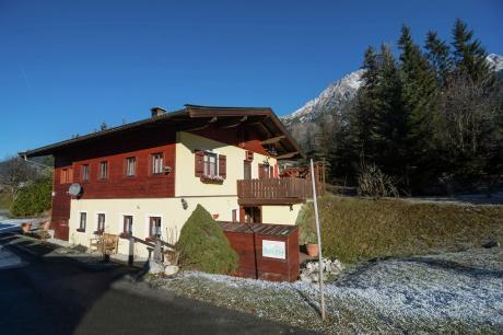 vakantiehuis Weissbachhäusl in Leogang